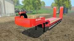 Semitrailer Galucho
