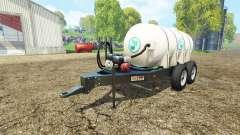 Lizard Fertilizer Trailer для Farming Simulator 2015