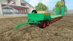 Aguas-Tenias low semitrailer v2.0