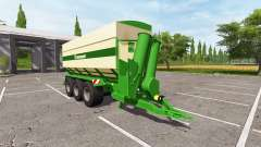 Krone TX 430 v1.1.1 для Farming Simulator 2017