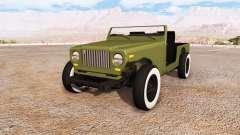 Ibishu Hopper ratrod v1.0a для BeamNG Drive
