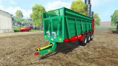 Farmtech Fortis для Farming Simulator 2015