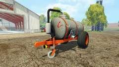 Kaweco 6000l для Farming Simulator 2015