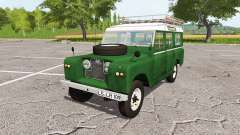 Land Rover Series IIa Station Wagon 1965