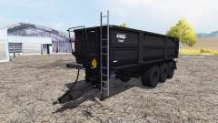 Krampe Big Body 900 blackline v2.0