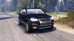 Volkswagen Touareg (7L) v2.0 для Spin Tires