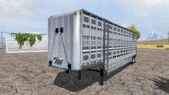 Livestock trailer v3.0