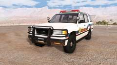 Gavril Roamer emergency management для BeamNG Drive