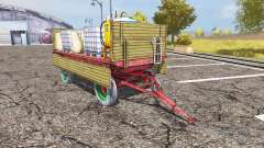 Krone Emsland service v2.0 для Farming Simulator 2013