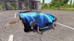 Shelby Cobra seaskin v2.0