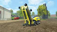 New Holland BigBaler 1290 Nadal R90
