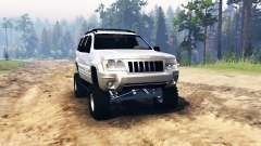 Jeep Grand Cherokee (WJ) 2004 для Spin Tires