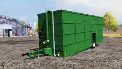 Krassort manure container