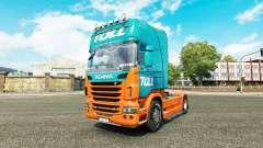 Скин Toll на тягач Scania
