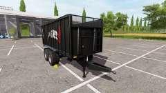 Fliegl TMK 266 black panter