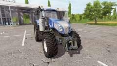 New Holland T8.380 v0.1 для Farming Simulator 2017