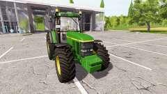 John Deere 7810 v2.0 для Farming Simulator 2017
