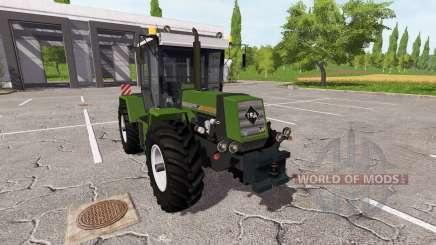 Fortschritt Zt 323-A v2.0 для Farming Simulator 2017