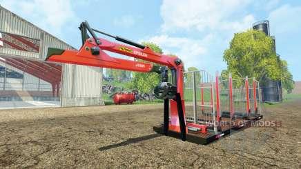 ITRunner forest edition v0.5 для Farming Simulator 2015