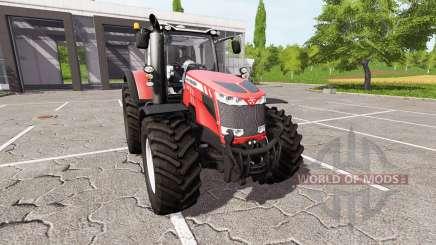 Massey Ferguson 8732 для Farming Simulator 2017