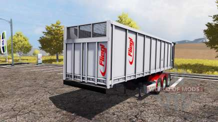 Fliegl TMK 271 Bull semitrailer для Farming Simulator 2013