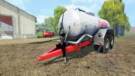 Fuchs 18500l для Farming Simulator 2015