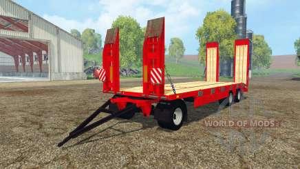 Kaiser trailer для Farming Simulator 2015
