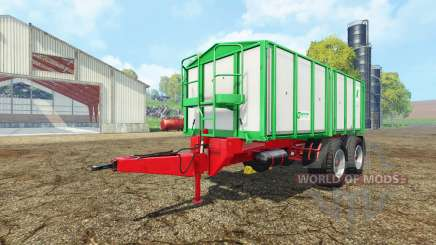Kroger TKD 302 для Farming Simulator 2015