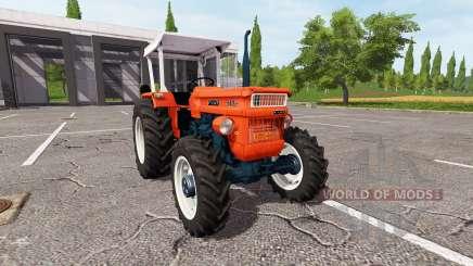 Fiat 540 v1.0.0.4 для Farming Simulator 2017