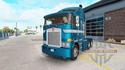 Kenworth K108 v3.0 для American Truck Simulator