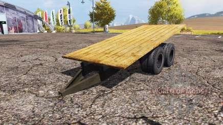 Trailer platform для Farming Simulator 2013