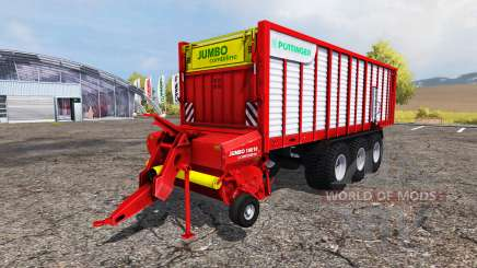 POTTINGER Jumbo 10010 для Farming Simulator 2013