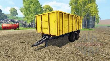 ПТС 10 для Farming Simulator 2015