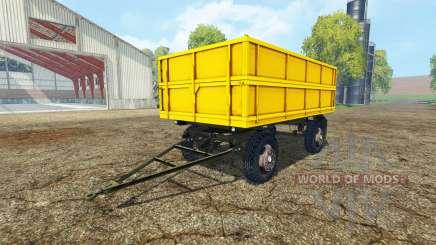 Hodgep MBP-6.5 для Farming Simulator 2015
