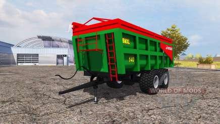 Gyrax BMXL 140 v2.0 для Farming Simulator 2013