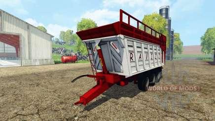 Ravizza EuroCargo 7200 для Farming Simulator 2015