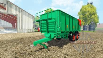 Aguas-Tenias TAT22 v2.0 для Farming Simulator 2015