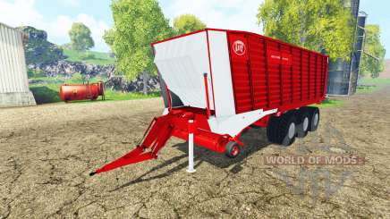 Lely Tigo XR 100D v1.2 для Farming Simulator 2015
