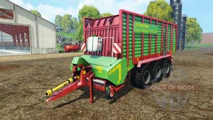 Strautmann Tera-Vitesse CFS 4601 DO v2.0 для Farming Simulator 2015
