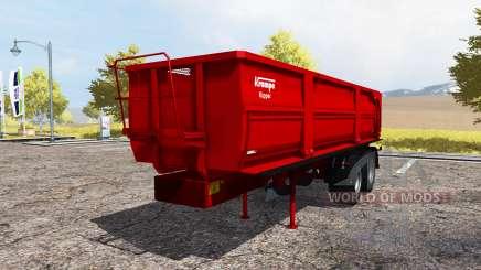 Krampe KS 900 v2.0 для Farming Simulator 2013