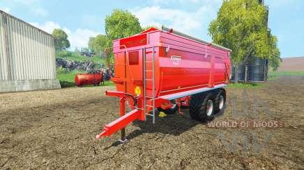Krampe BBS 650 для Farming Simulator 2015
