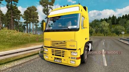 Volvo FH12 v1.4 для Euro Truck Simulator 2