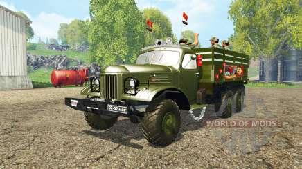 ЗиЛ 157 v4.0 для Farming Simulator 2015