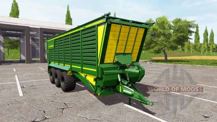 Jonh Deere trailer для Farming Simulator 2017