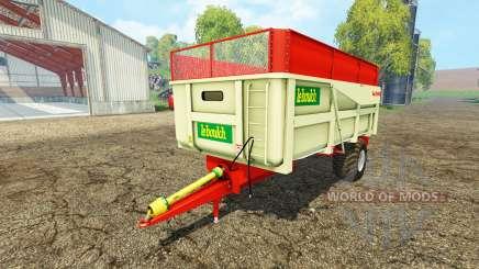 LeBoulch Gold для Farming Simulator 2015