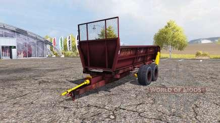 ПРТ 7А для Farming Simulator 2013