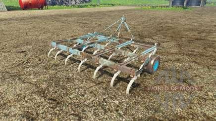 Cultivator v1.1 для Farming Simulator 2015