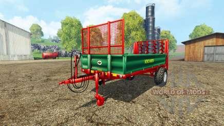 Kirchner T3060 для Farming Simulator 2015