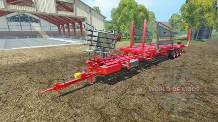 Arcusin AutoStack FS 63-72 для Farming Simulator 2015