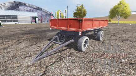 Autosan D47 для Farming Simulator 2013